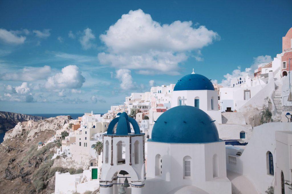 Greek themed wedding - Weddo Agency