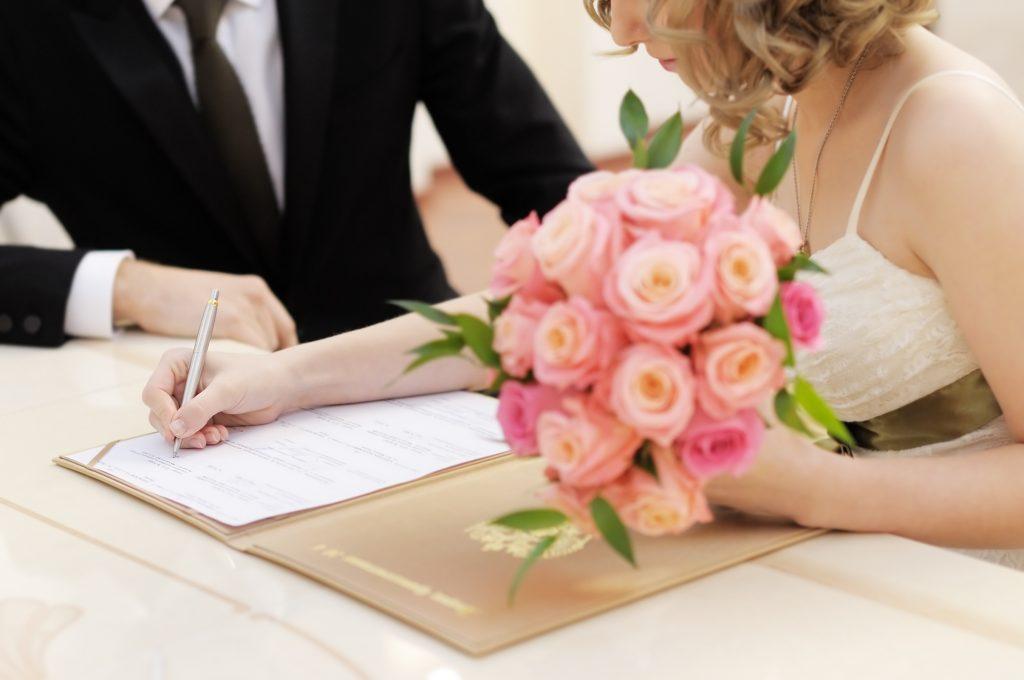 How to do CIVIL MARRIAGE - Weddo Agency
